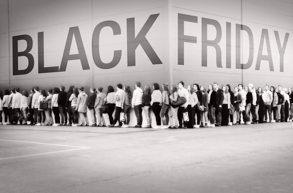 Black Friday: Mi reino por una oferta